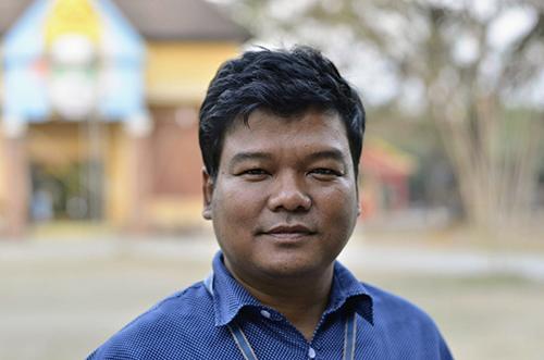 KHUON Chanreaksmey