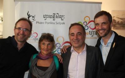 Phare 25 years fundraising Galas