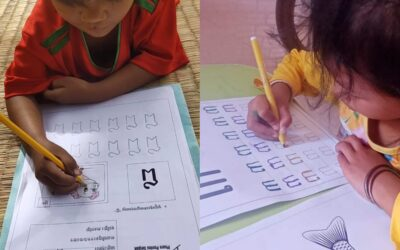 While Cambodian schools remain closed, Phare tries new ways to keep the students, teachers and parents engaged