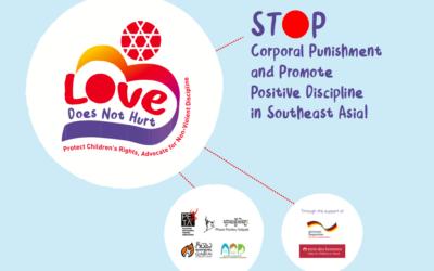 LOVE DOES NOT HURT ('L'AMOUR NE FAIT PAS MAL') : Phare milite pour les droits et le bien-être des enfants à la maison et à l'école